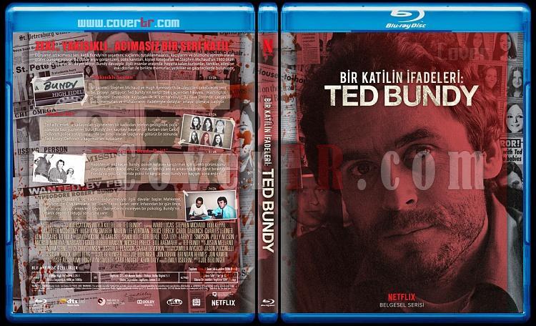 Netflix Documentary Series - Custom Bluray Cover Set - Türkçe [2015-2020]-conversations-killer-ted-bundy-tapesjpg
