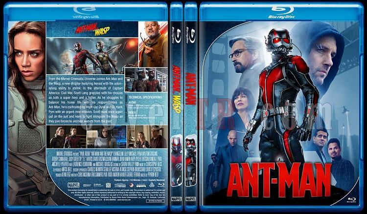 Ant-Man - Custom Bluray Cover - English [2015]-0jpg