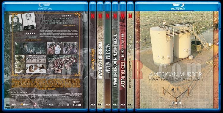 Netflix Documentary Series - Custom Bluray Cover Set - Türkçe [2015-2020]-br-spine-copyjpg