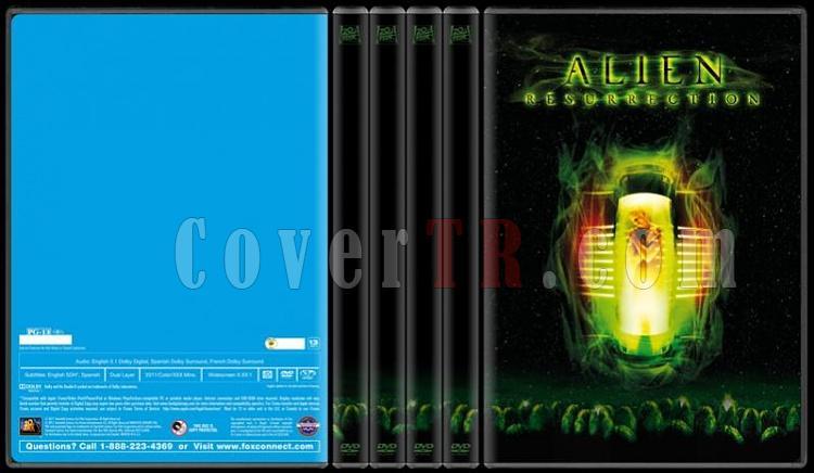 Alien Collection [Tamamlandı]-alien-spinejpg
