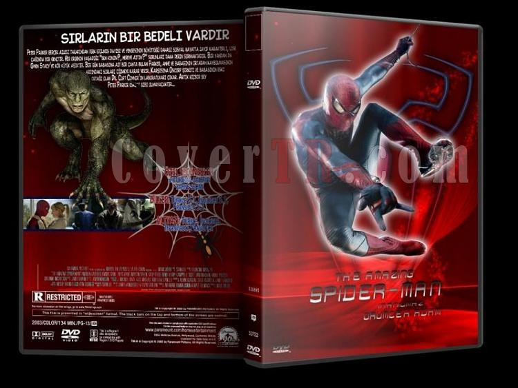 Spider-Man - DVD Cover Set [Tamamlandı]-s4jpg