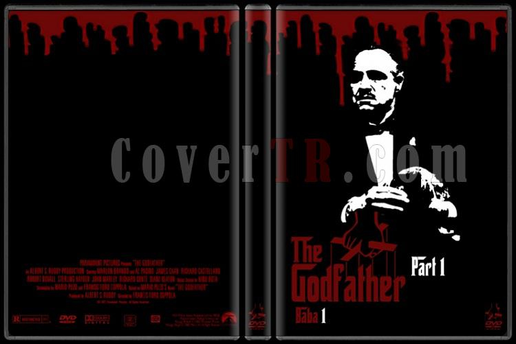 The Godfather (Baba) Collection - DVD Cover Set - Deneme-000jpg