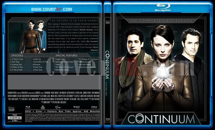 Continuum (Season 1) [Tamamlandı]-rejpg