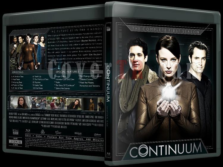 Continuum (Season 1) [Tamamlandı]-cover-izlemejpg