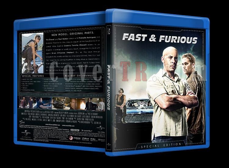 Fast and Furıous Collection - Hızlı ve Öfkeli Kolekiyonu [Tamamlandı]-4jpg