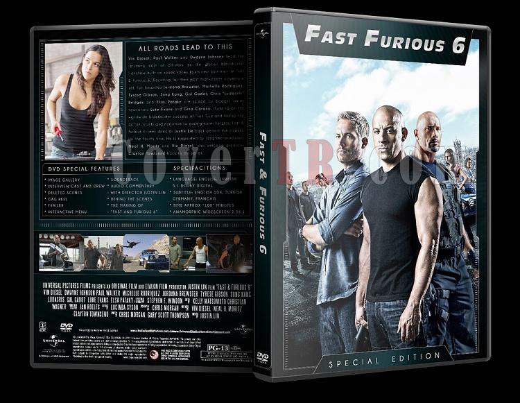 Fast and Furıous Collection - Hızlı ve Öfkeli Kolekiyonu [Tamamlandı]-eqwjpg