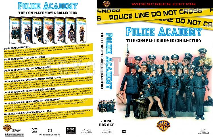 Police Academy (The Complete Movie Collection) [Tamamlandı]-3jpg