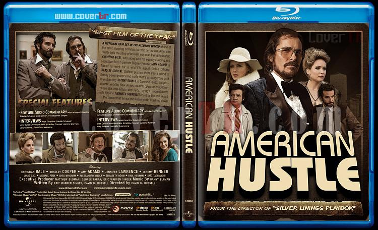 American Hustle (Düzenbaz) Bluray Cover [Tamamlandı]-05-03-2014jpg