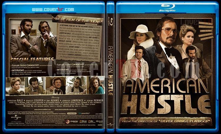 American Hustle (Düzenbaz) Bluray Cover [Tamamlandı]-yenijpg
