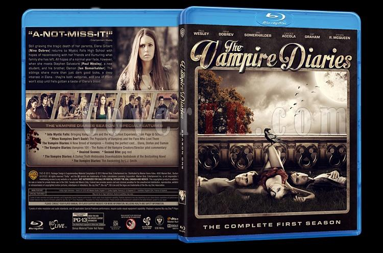 The Vampire Diaries - Bluray Cover Set [Tamamlandı]-dsadasjpg