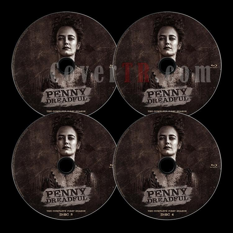 Penny Dreadful - Season 1 [Tamamlandı]-label-previewjpg