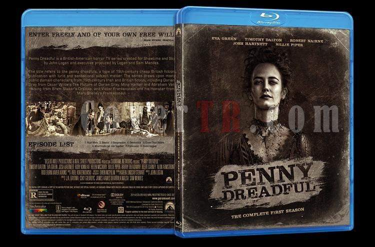 Penny Dreadful - Season 1 [Tamamlandı]-hrcbluraypreview2014jpg