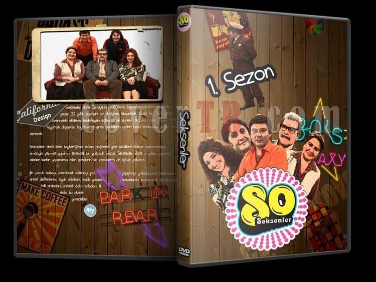 Seksenler - DVD Cover (Deneme)-80jpg