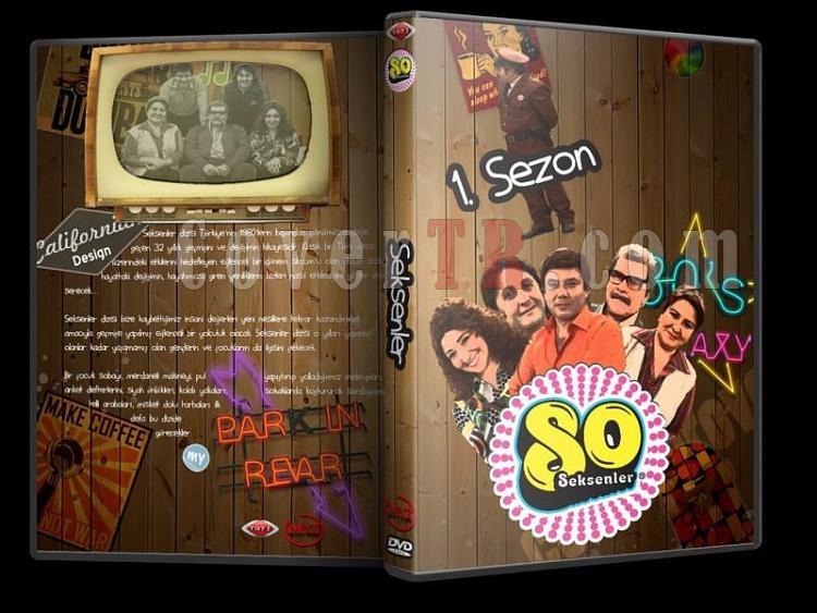 Seksenler - DVD Cover (Deneme)-asdasdjpg