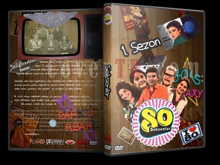 Seksenler - DVD Cover (Deneme)-asdasdasdjpg
