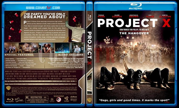 Project X  - Custom Bluray Cover - English [2011]-project-xjpg