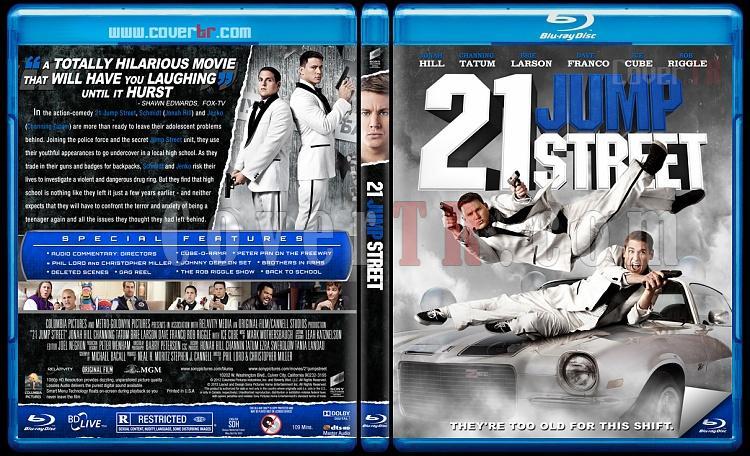 21 Jump Street - Custom Bluray Cover - English [2012]-blu-ray-1-disc-flat-3173x1762-11mmjpg