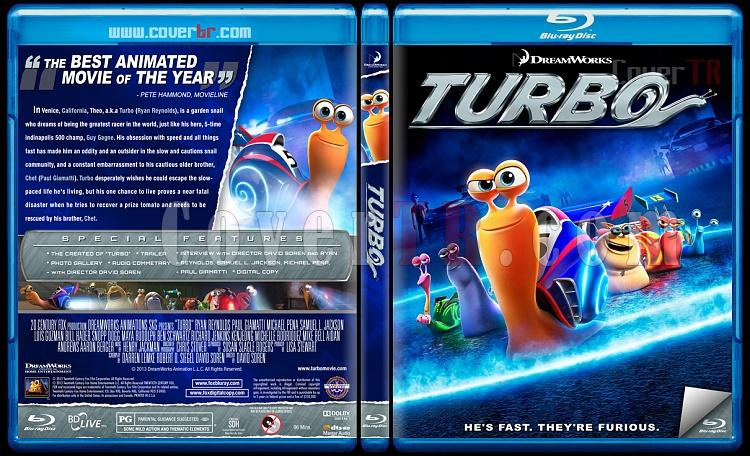 Turbo - Custom Bluray Cover - English [2013]-turbo-brjpg
