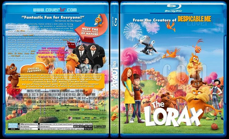The Lorax - Custom Bluray Cover - English [2012]-lorax-coverjpg