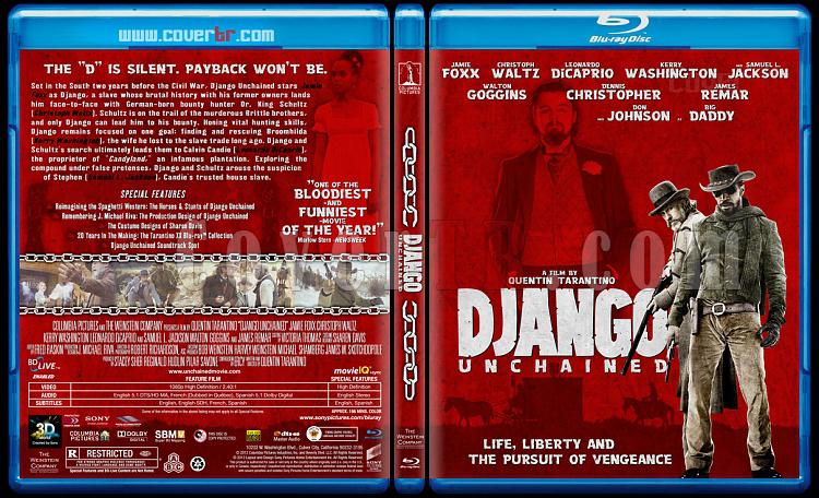 Django Unchained - Custom Bluray Cover - English [2012]-django-unchained-custom-bluray-coverjpg