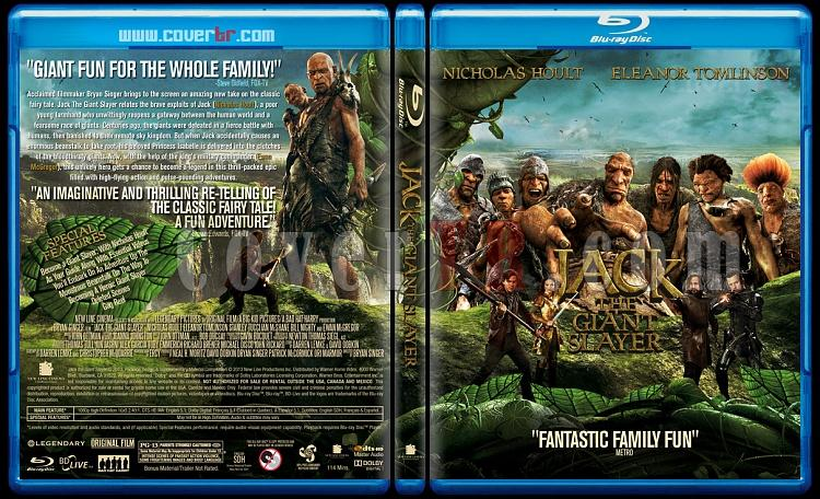 Jack the Giant Slayer - Custom Bluray Cover - English [2013]-jack-giant-slayer-custom-bluray-coverjpg