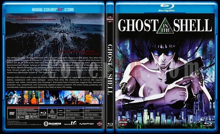 Ghost in the Shell - Custom Bluray Cover - English [1995]-ghostjpg