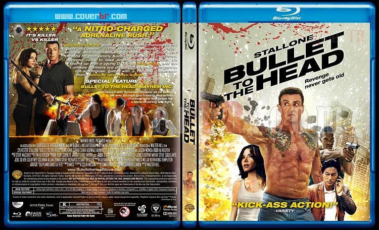 Bullet to the Head (İntikam Kurşunu) - Custom Bluray Cover - English [2012]-bullet-head-blu-rayprewjpg