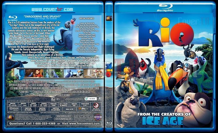 Rio - Custom Bluray Cover - English [2011]-rio_blu-rayprewjpg