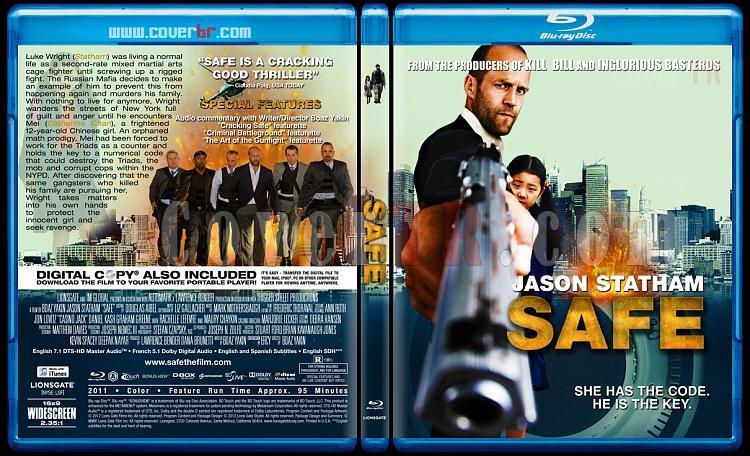 Safe (Koruyucu) - Custom Bluray Cover - English [2012]-safe-blu-rayprewjpg
