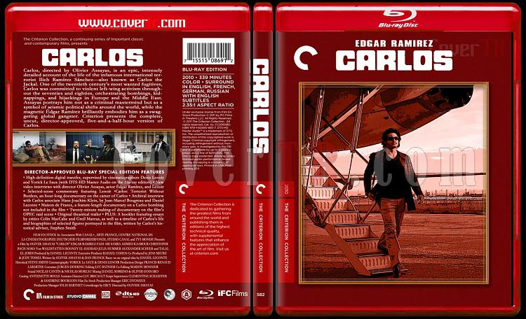 Carlos - Custom Bluray Cover  - English [2010]-carlos_blu-rayprewjpg