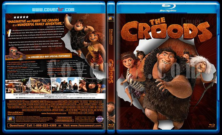 The Croods - Custom Bluray Cover - English [2013]-blu-ray-1-disc-flat-3173x1762-11mmjpg