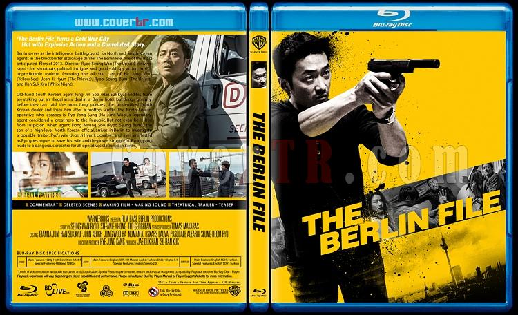 The Berlin File (Berlin Dosyası) - Custom Bluray Cover - English [2013]-blu-ray-1-disc-flat-3173x1762-11mmjpg
