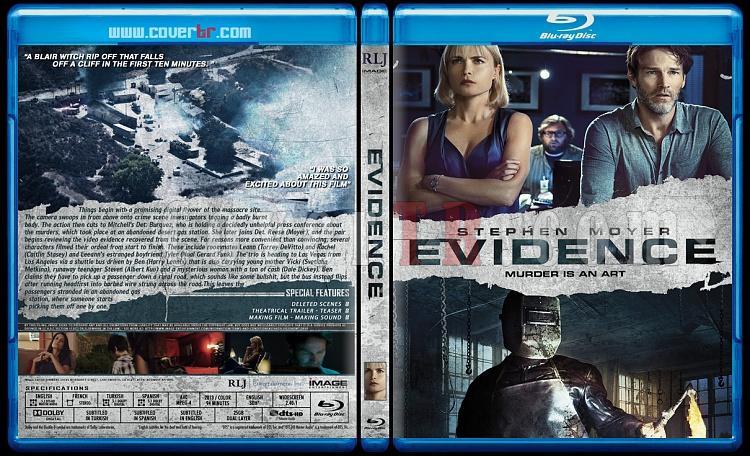 Evidence (Kanıt) - Custom Bluray Cover - English [2013]-blu-ray-1-disc-flat-3173x1762-11mmjpg