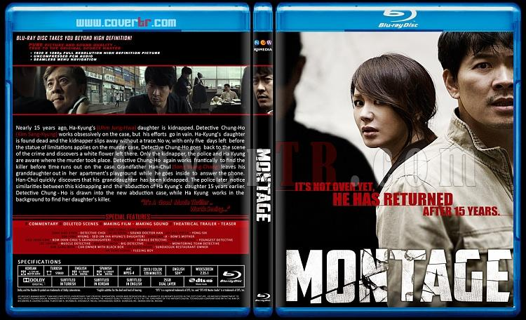 Montage - Custom Bluray Cover - English [2013]-montagejpg