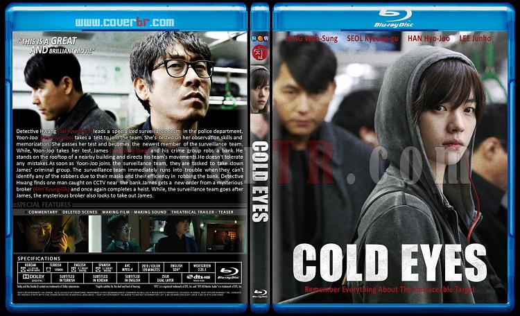 Cold Eyes - Custom Bluray Cover - English [2013]-coldjpg