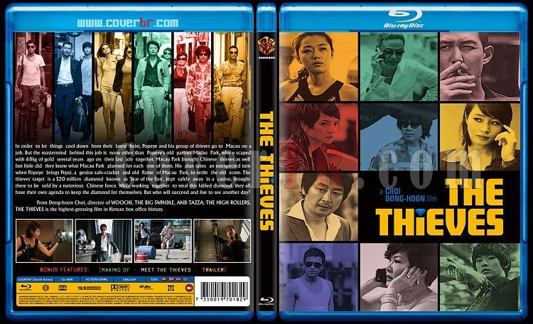 The Thieves  - Custom Bluray Cover - English [2012]-thievesjpg