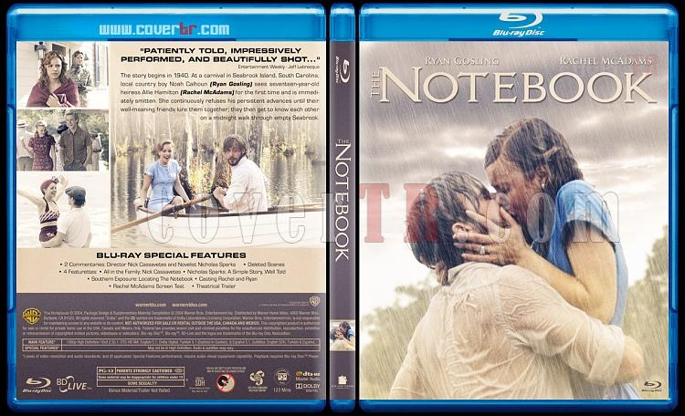 The Notebook (Not Defteri) - Custom Bluray Cover - English [2004]-not-defterijpg