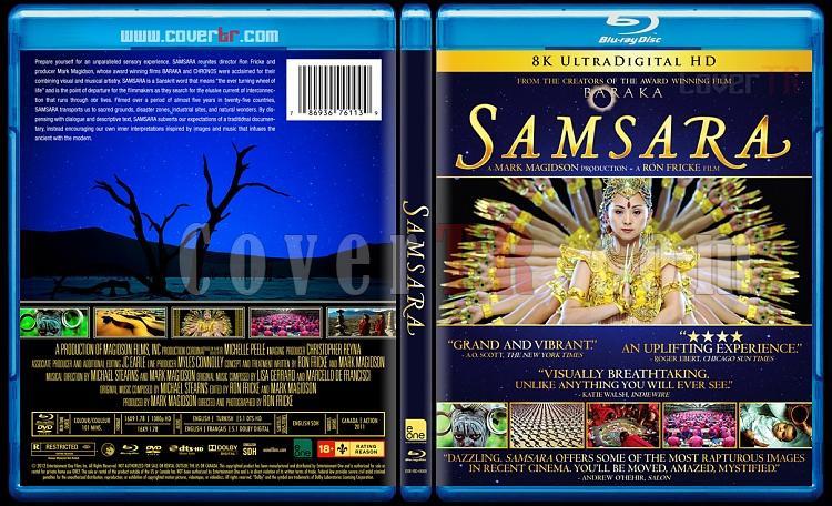Samsara  - Custom Bluray Cover - English [2011]-blu-ray-1-disc-flat-3173x1762-11mmjpg