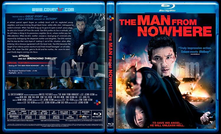 The Man from Nowhere - Custom Bluray Cover - English [2010]-man-nowherejpg