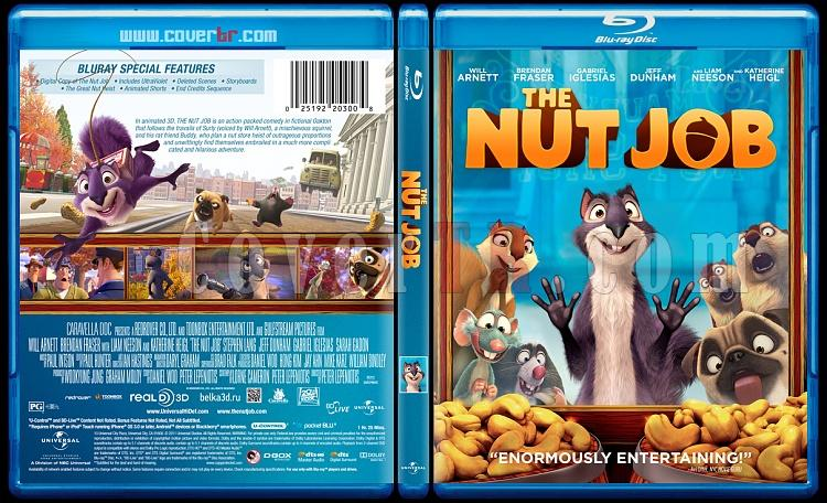 Nut Job - Custom Bluray Cover - English [2014]-nut-job-previewjpg