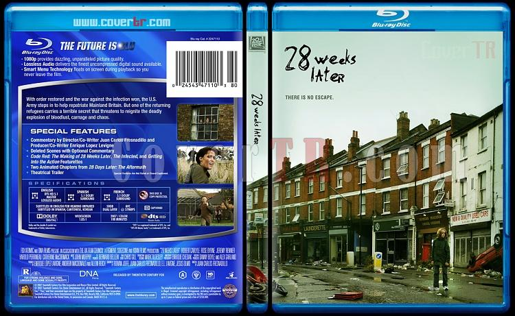 28 Weeks Later - Custom Bluray Cover - English [2007]-28-weeks-laterjpg
