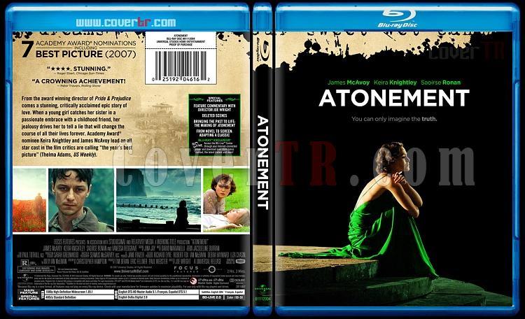 Atonement - Custom Bluray Cover - English [2007]-atonement-blurayjpg