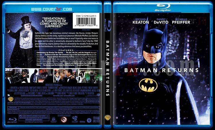 Batman Returns - Custom Bluray Cover - English [1992]-batman-returnsjpg