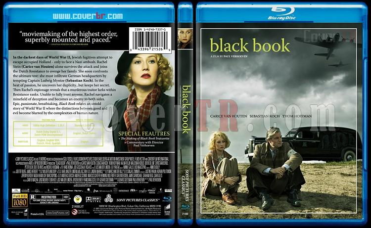 Black Book - Custom Bluray Cover - English [2006]-black-bookjpg