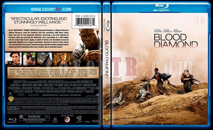 Blood Diamond - Custom Bluray Cover - English [2006]-blood-diamondjpg