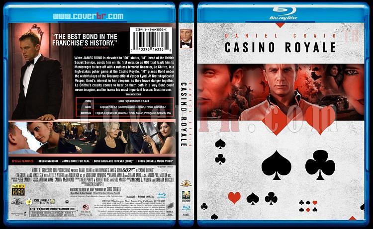 Casino Royale - Custom Bluray Cover - English [2006]-casino-royale-blurayjpg