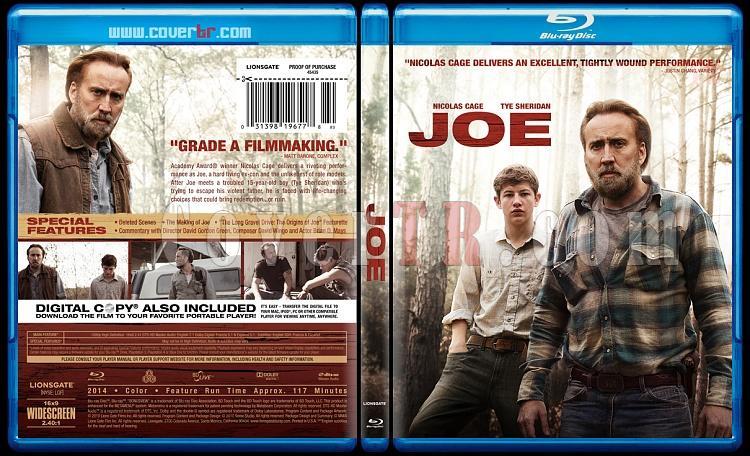 Joe - Custom Bluray Cover - English [2014]-joe-blurayjpg