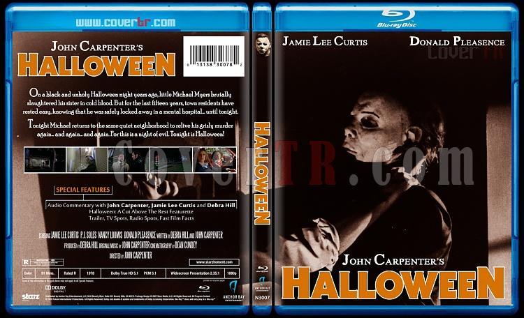 Halloween - Custom Bluray Cover - English [1978]-halloweenjpg