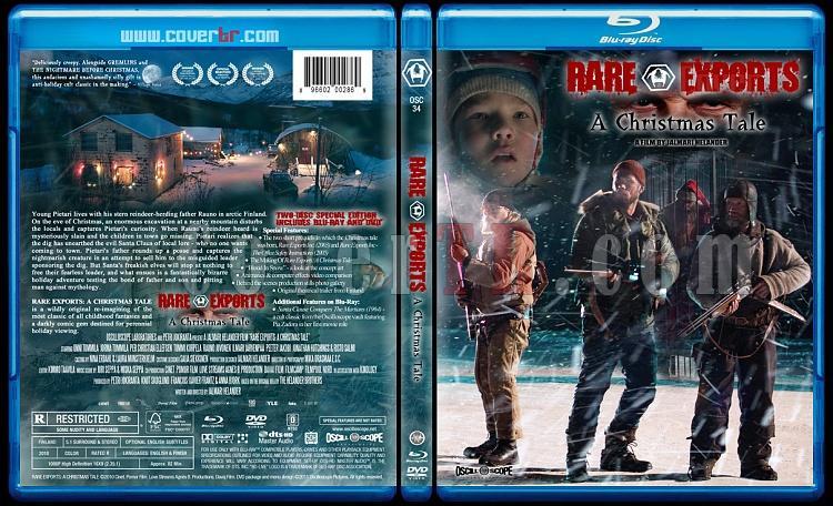 Rare Exports: A Christmas Tale - Custom Bluray Cover - English [2010]-rare_exports_-_a_christmas_tale_20jpg