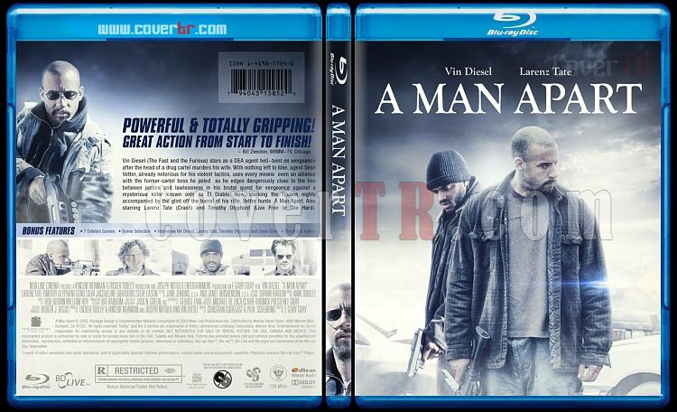 A Man Apart - Custom Bluray Cover - English [2003]-prevjpg